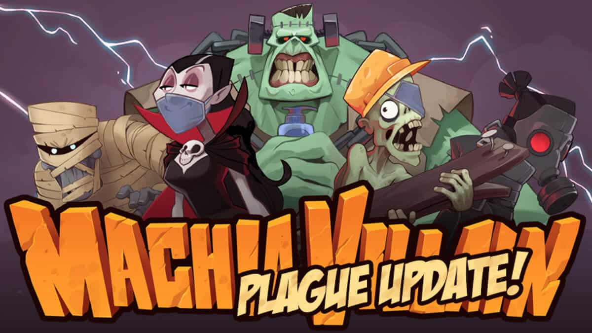 plague update releases for machiavillain on linux mac windows pc for COVID-19 relief