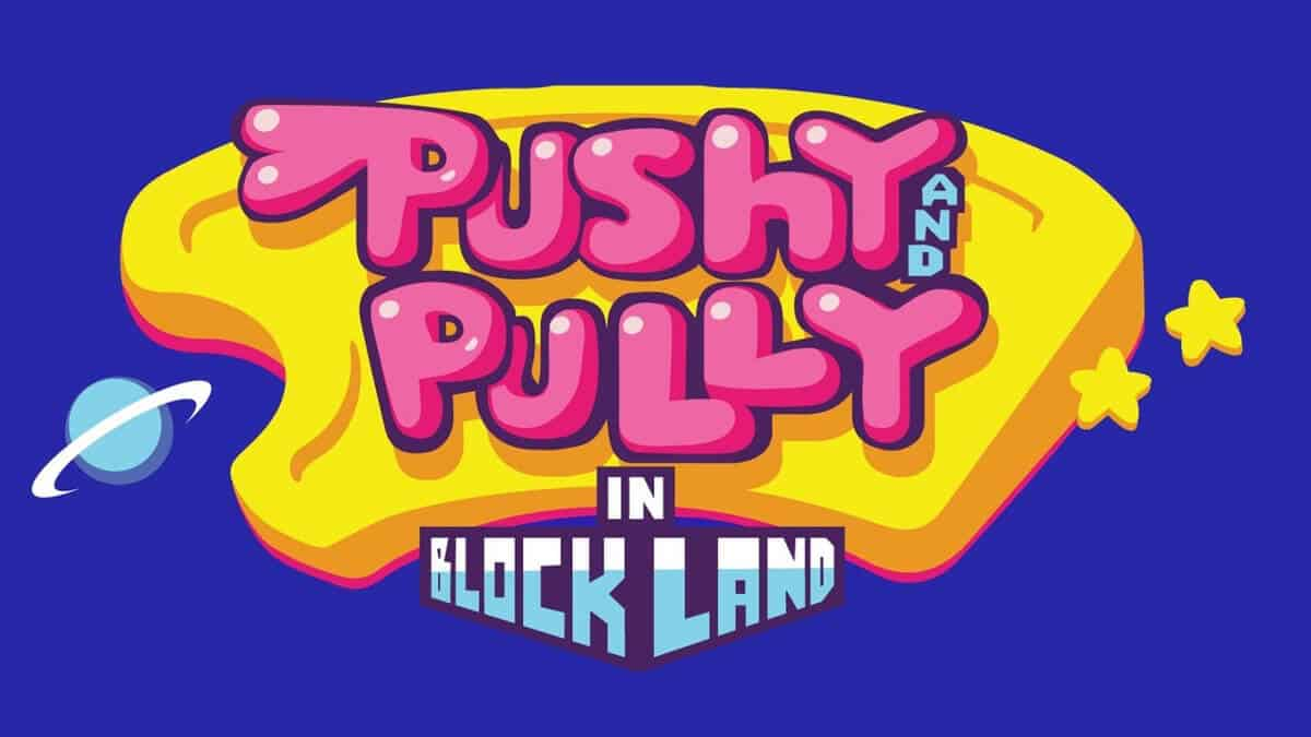 Pushy and Pully in Blockland retro co-op releases