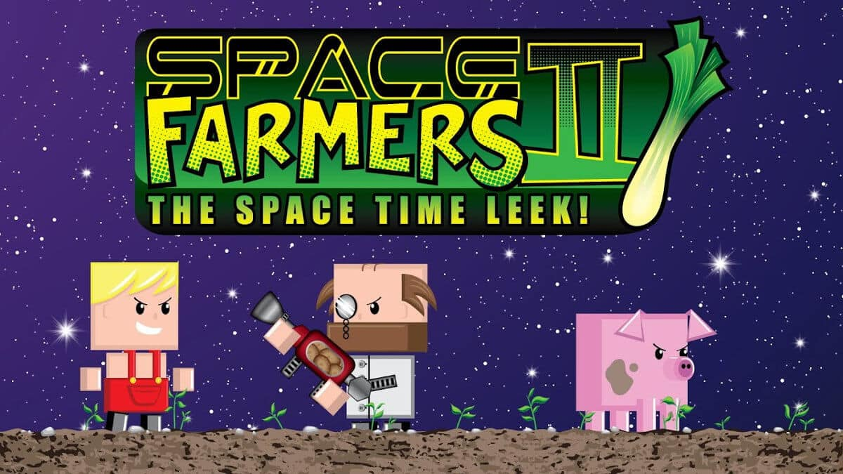 space farmers 2 gadget-vania demo releases on windows pc linux