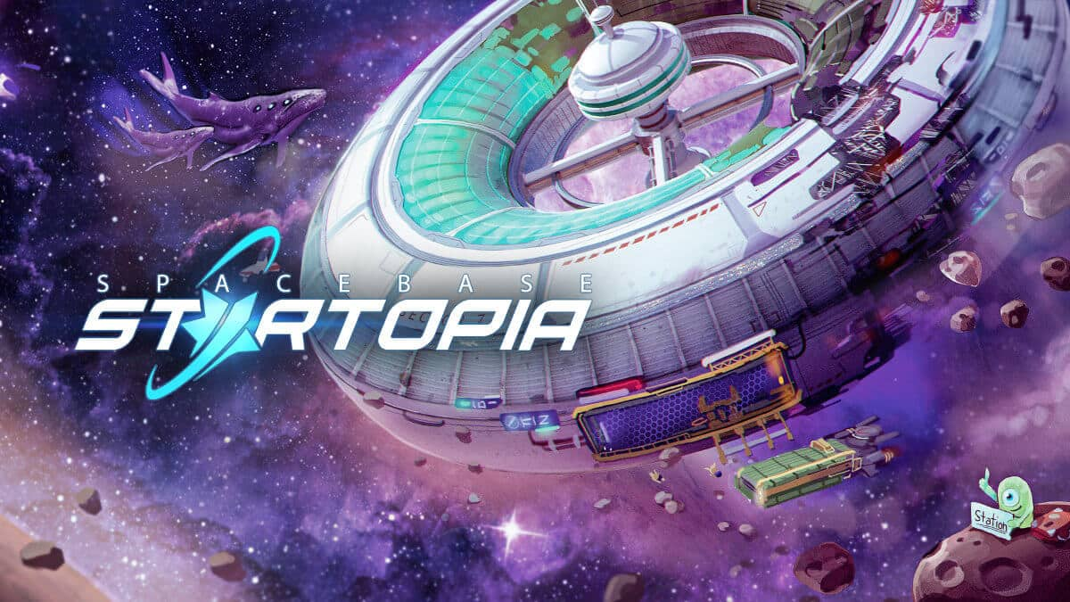 Spacebase Startopia strategy sim Beta releases