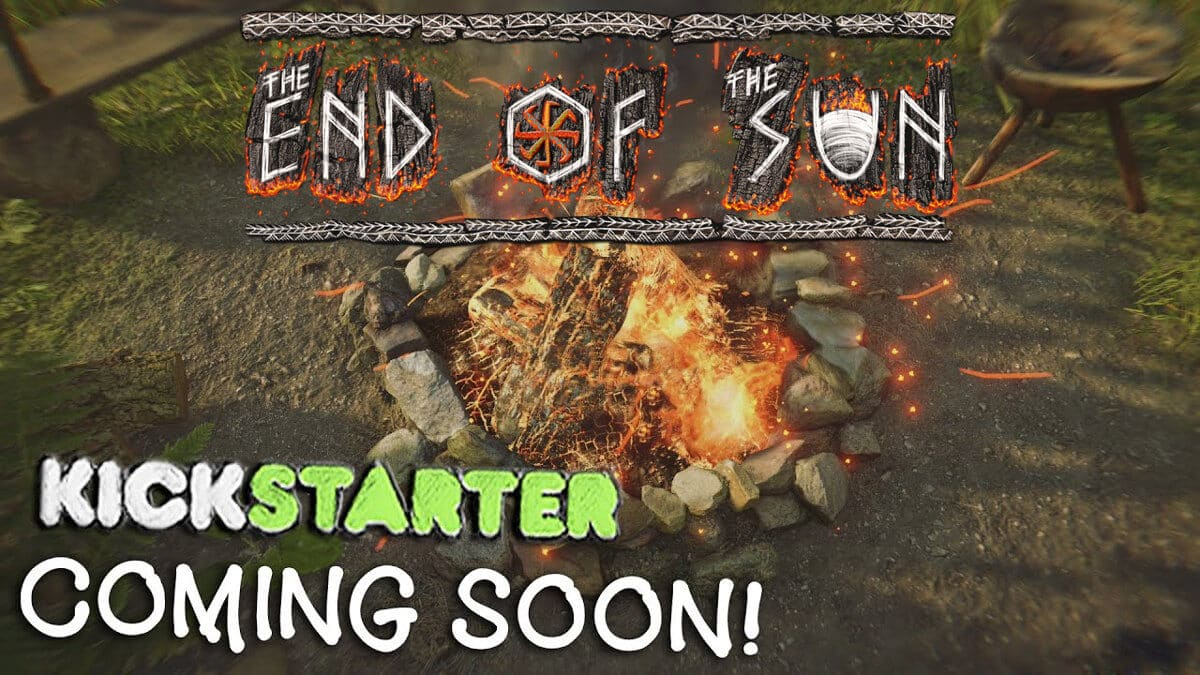the end of the sun first person exploration adventure game coming to kickstarter on linux mac windows pc