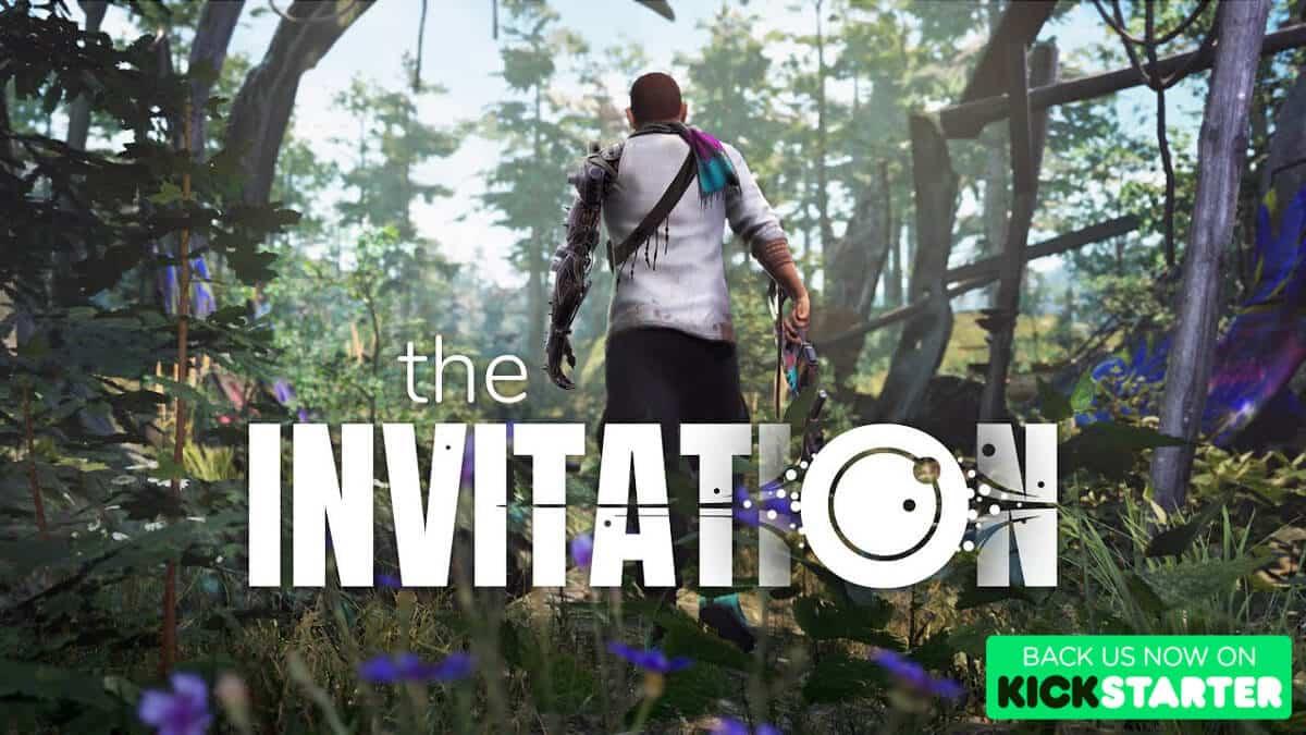 THE INVITATION first person MMO hits Kickstarter