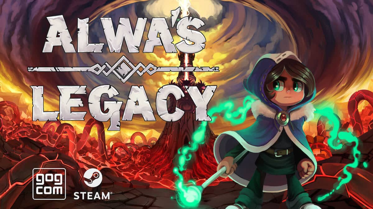 Alwa's Legacy retro platformer gets a release date