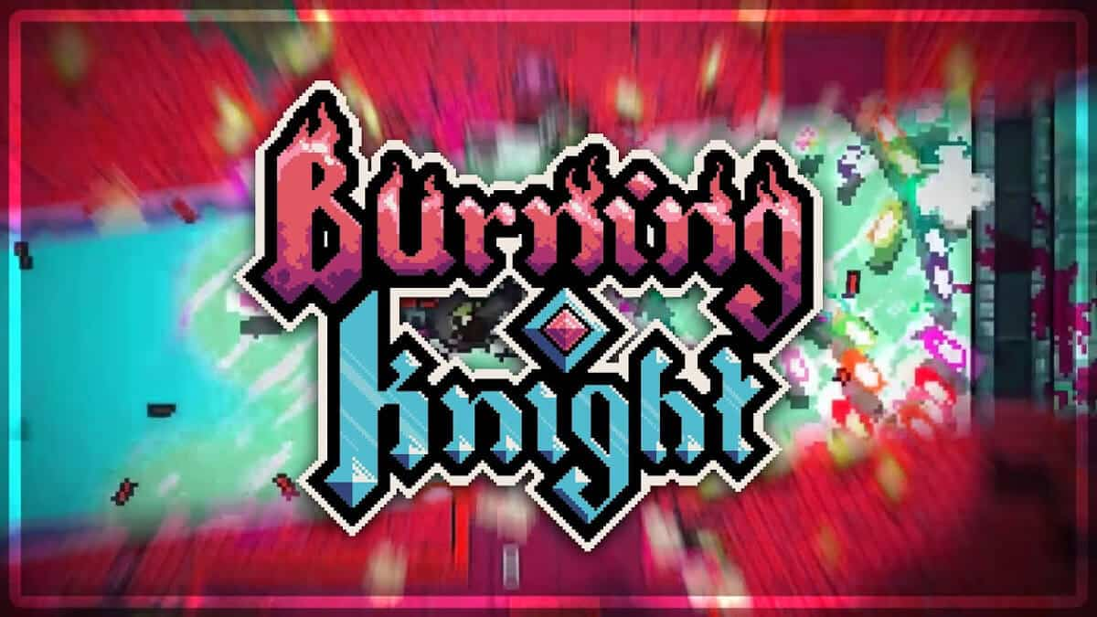 burning knight action packed roguelike game releases on linux mac and windows pc