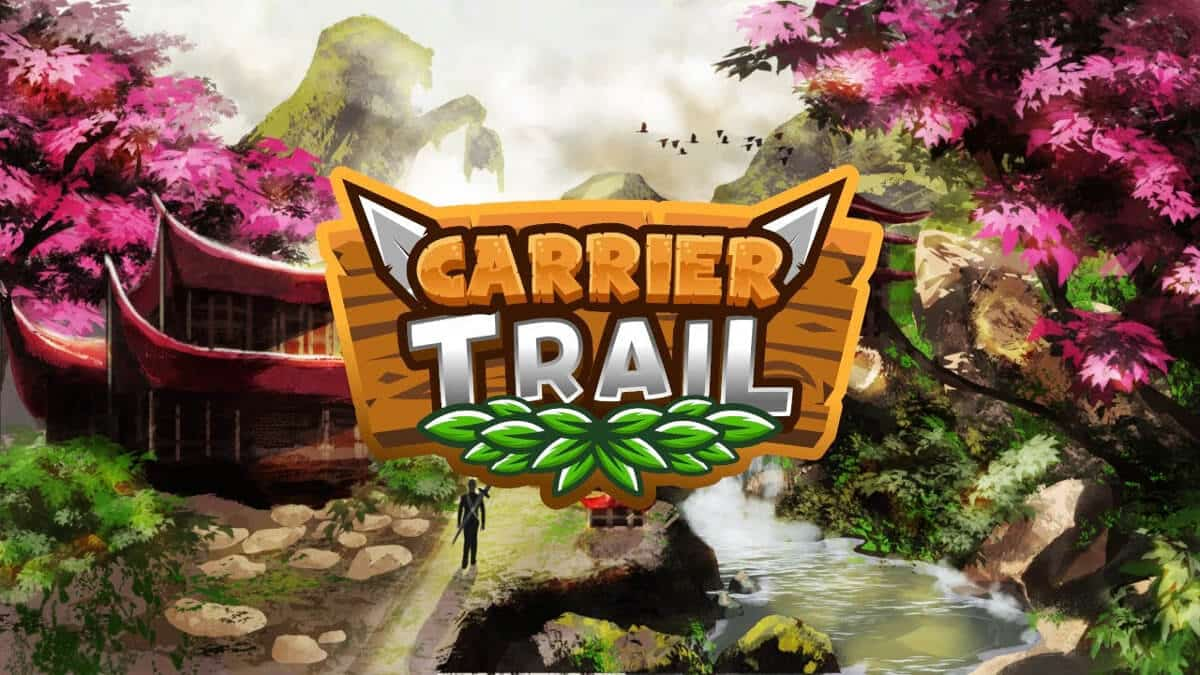 carrier trail retro adventure due to deliver the package on july 1st for linux mac windows pc