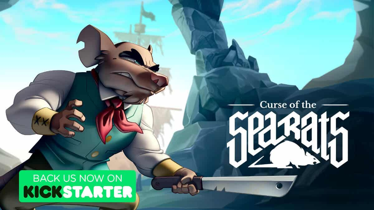 curse of the sea rats metroidvania already funded on kickstarter for linux mac windows pc