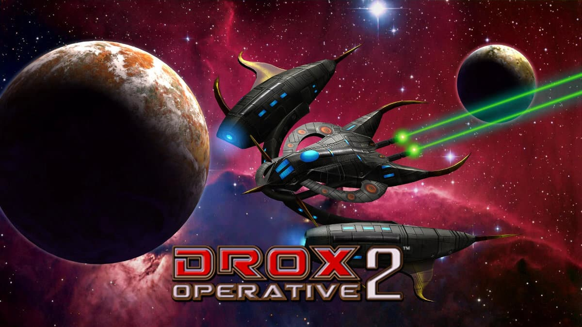drox operative 2 starship action rpg game releases in early access for linux windows pc