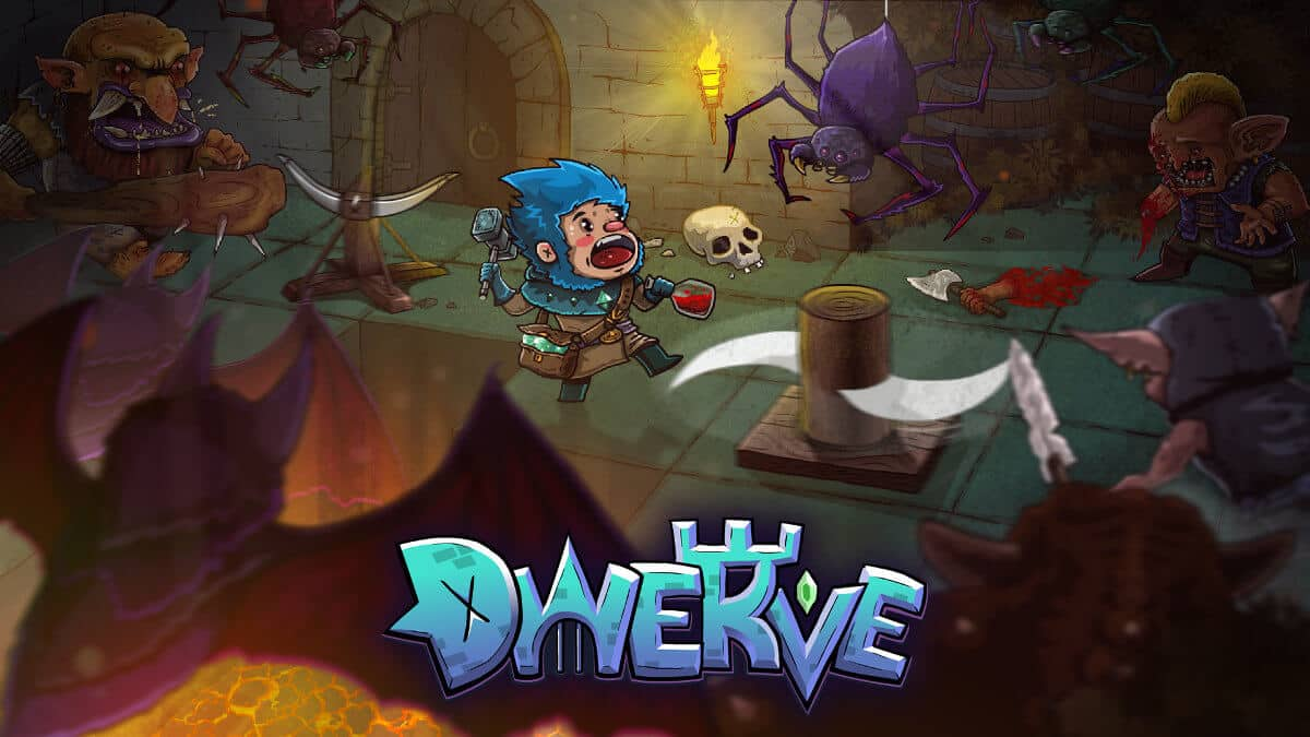 Dwerve new tower defense RPG and native support