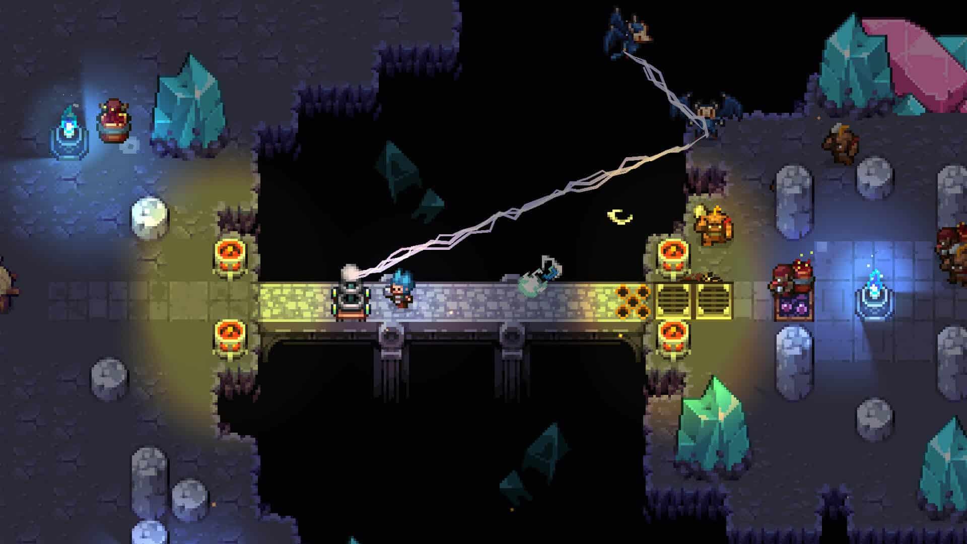 dwerve new tower defense rpg game screenshot 2