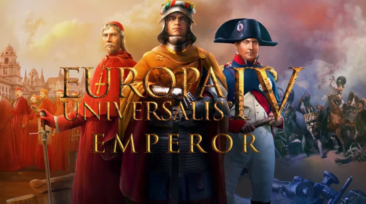 Emperor releases new rule for Europa Universalis IV