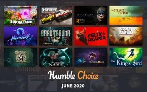 humble choice june 2020 bundle of games for linux mac windows pc