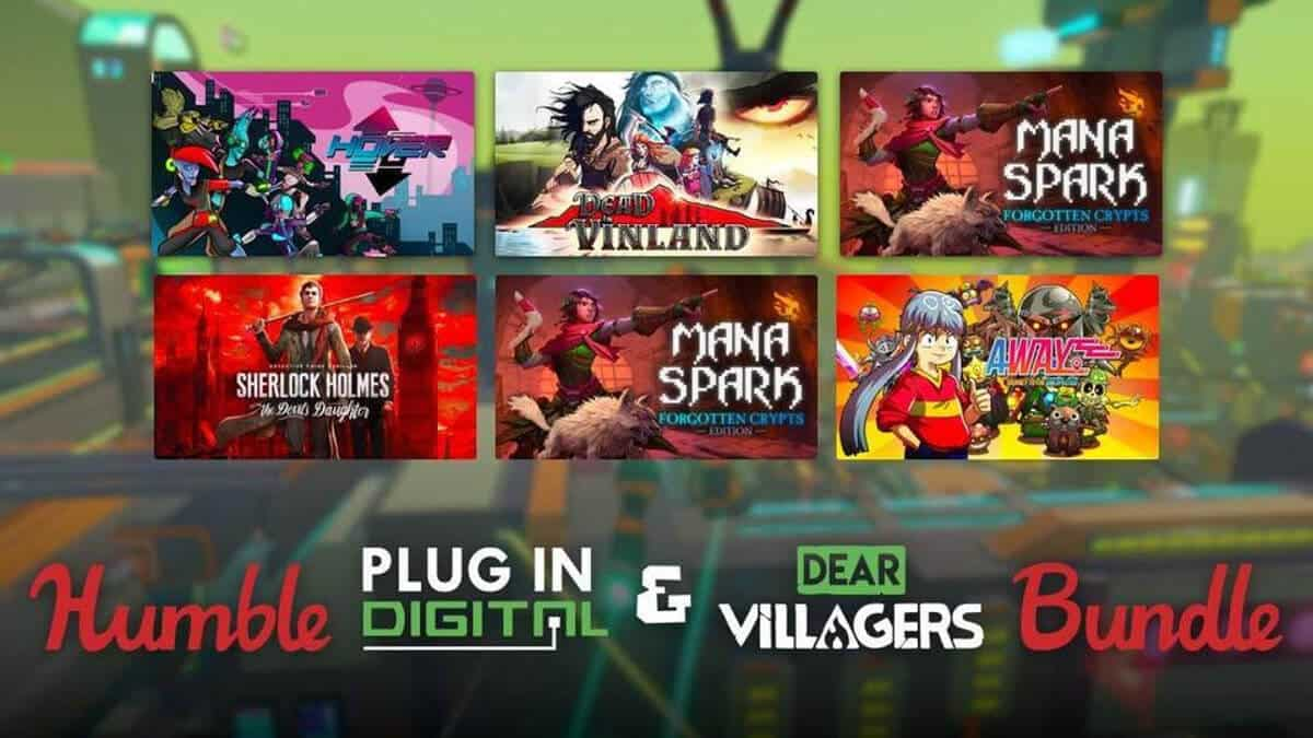 Humble Plug In Digital & Dear Villagers Bundle is out