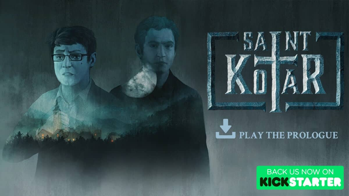 saint kotar horror adventure now on kickstarter for linux mac windows pc with a prologue demo