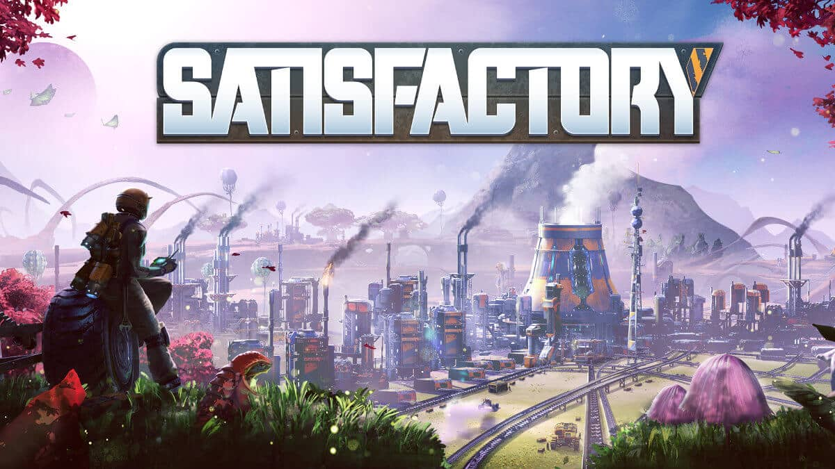 satisfactory factory building support is possible on linux mac with windows pc steam summer sale
