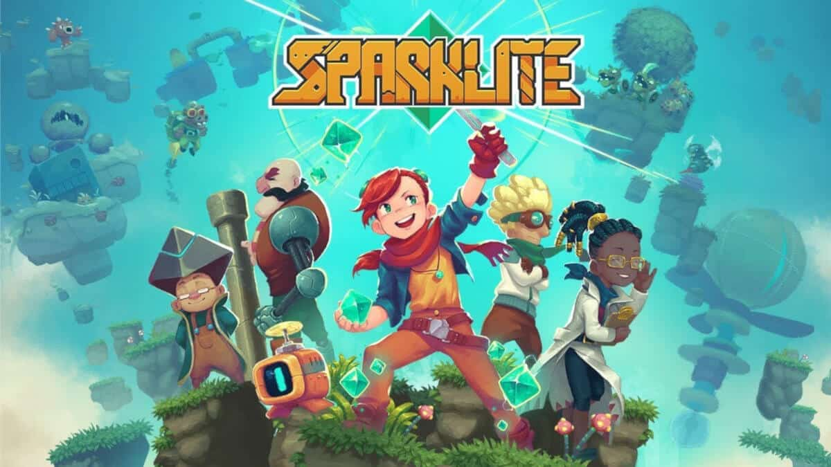 Sparklite RPG native support within the week