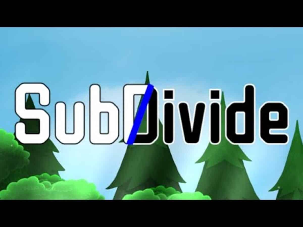 subdivide puzzle platformer to have you switch between dimensions on linux mac windows pc