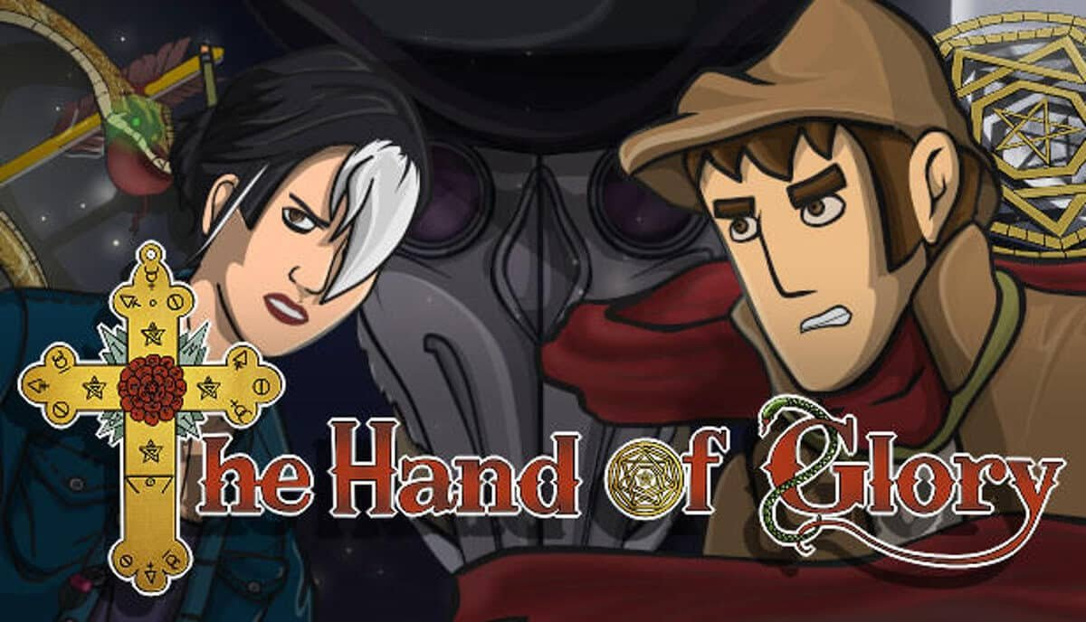 the hand of glory point and click adventure Linux native beta to stay beside windows pc