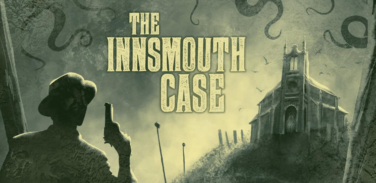 The Innsmouth Case visual novel and support