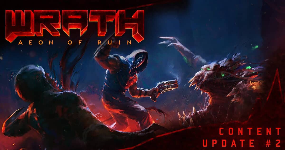 wrath: aeon of ruin game release date and support update for linux windows pc