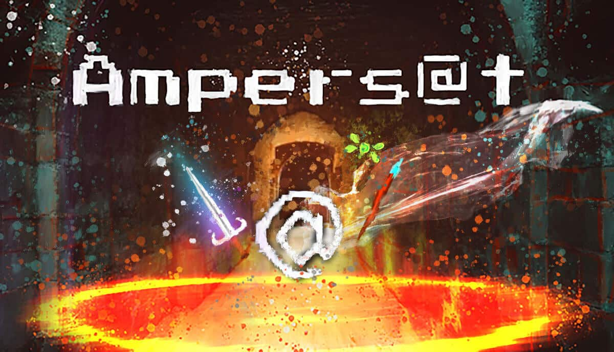 Ampersat a new roguelite ARPG just announced