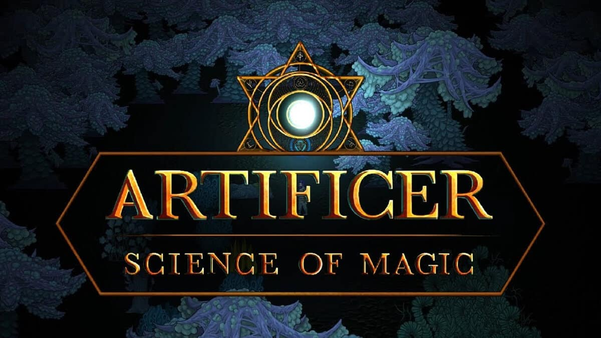 artificer: science of magic rpg developer is testing a native build for linux with windows pc