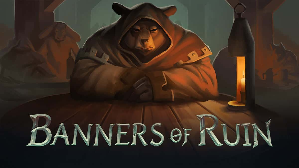 banners of ruin turn based card battler has some positive news for support on linux and mac with windows pc