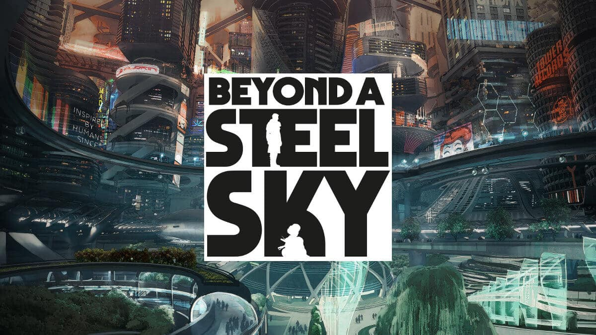 beyond a steel sky dystopian cyberpunk launches on linux and windows pc