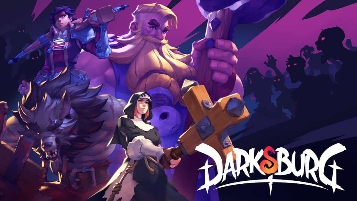 darksburg co-op roguelite and linux native support update beside windows pc