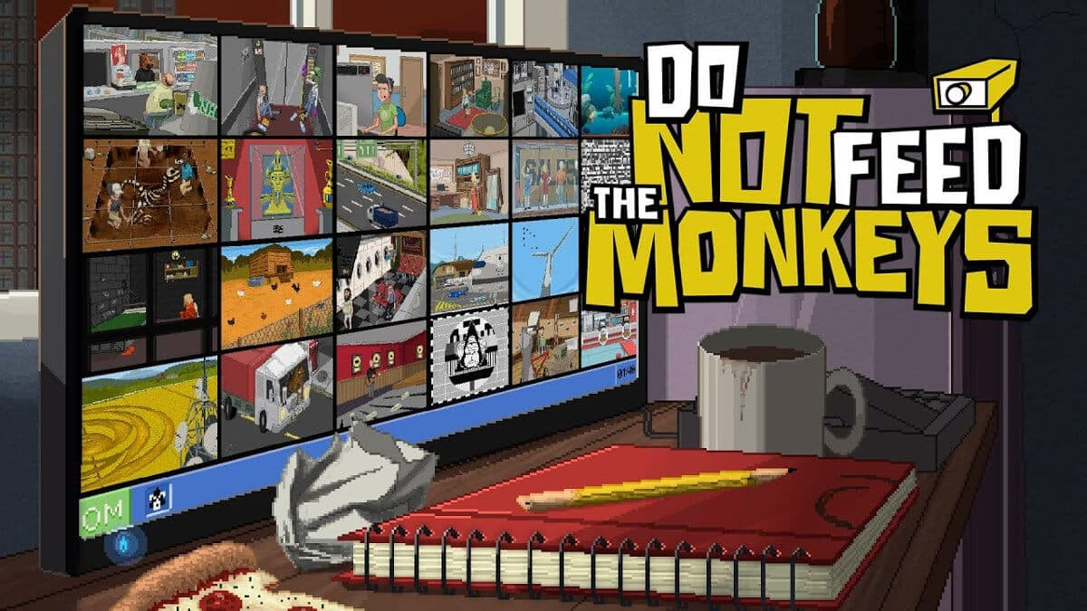 do not feed the monkeys accolades trailer out now for linux mac windows pc
