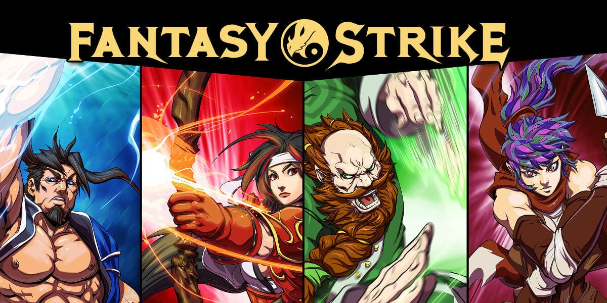 Fantasy Strike fighting game now free to play
