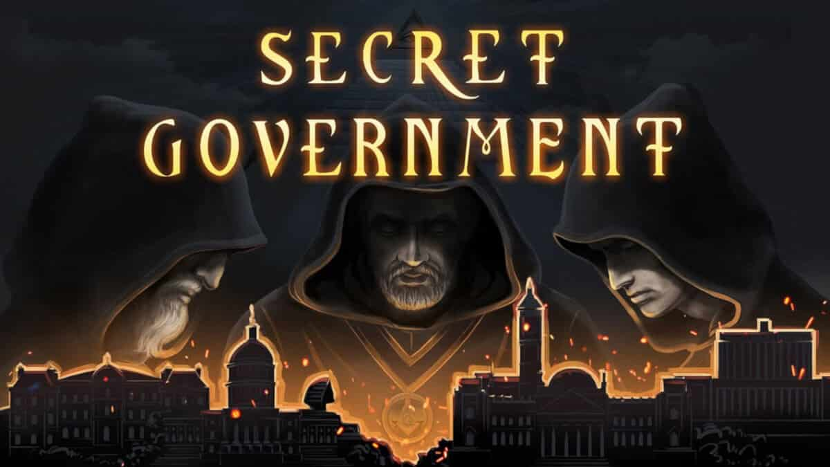 First content update received for Secret Government