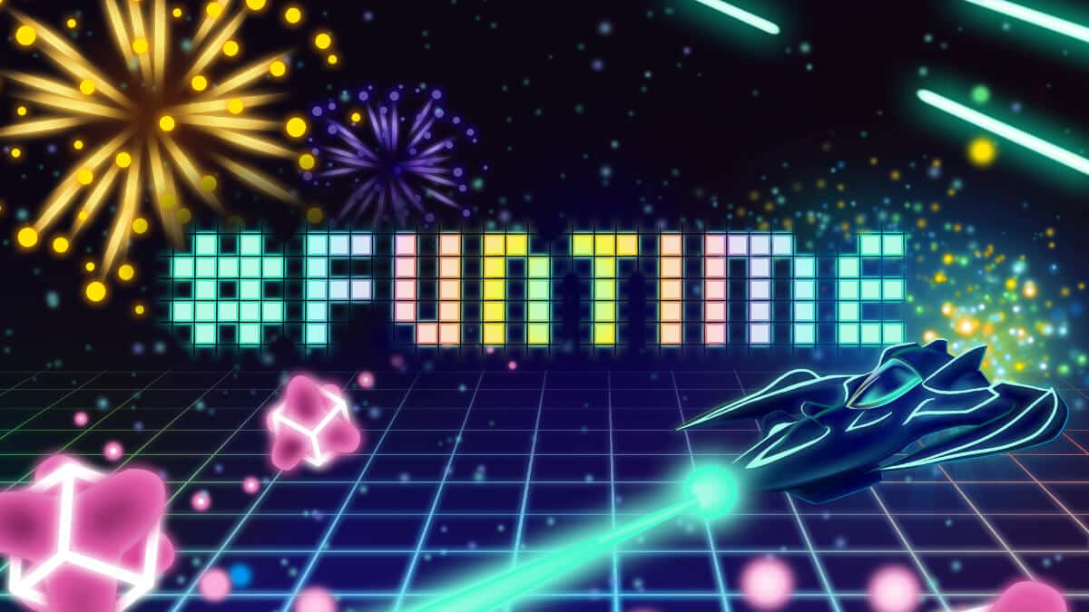 #Funtime explosive twin stick shooter hits July 16th