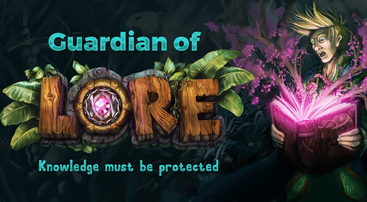 guardian of lore 2.5d adventure gets a free demo for windows pc playable on linux