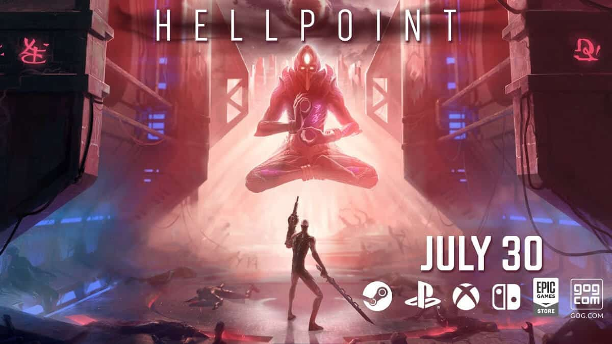 hellpoint dark sci fi rpg now has a release date for linux mac windows pc