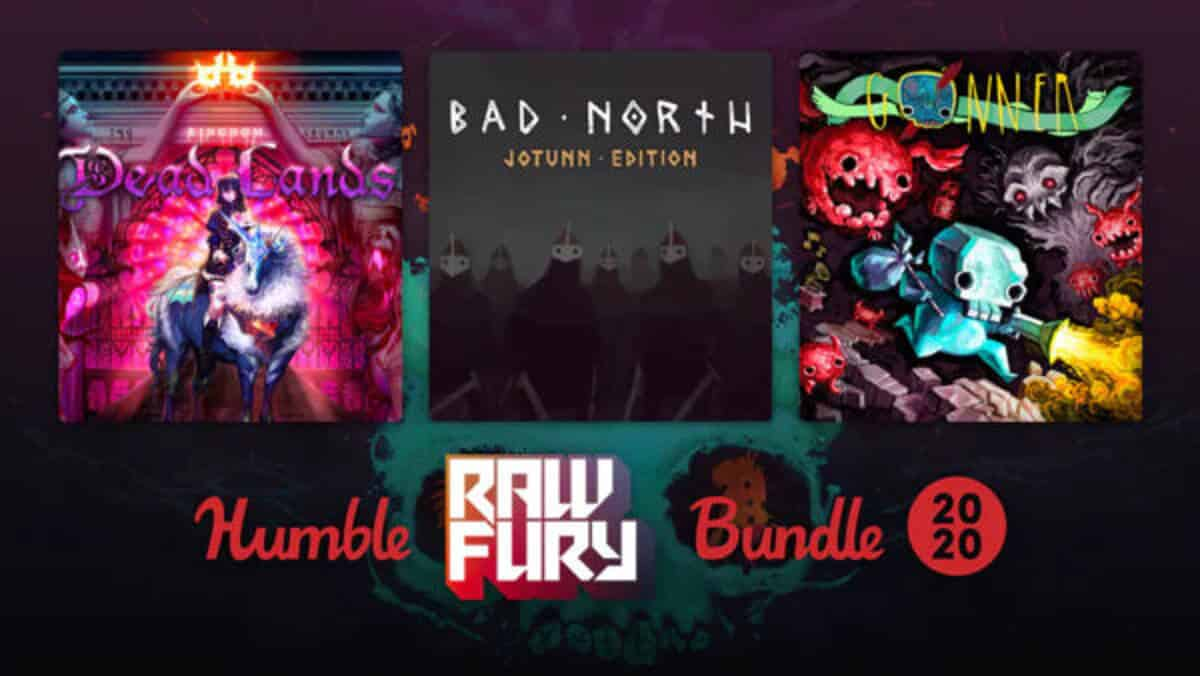 Humble Raw Fury 2020 Bundle of favorite games