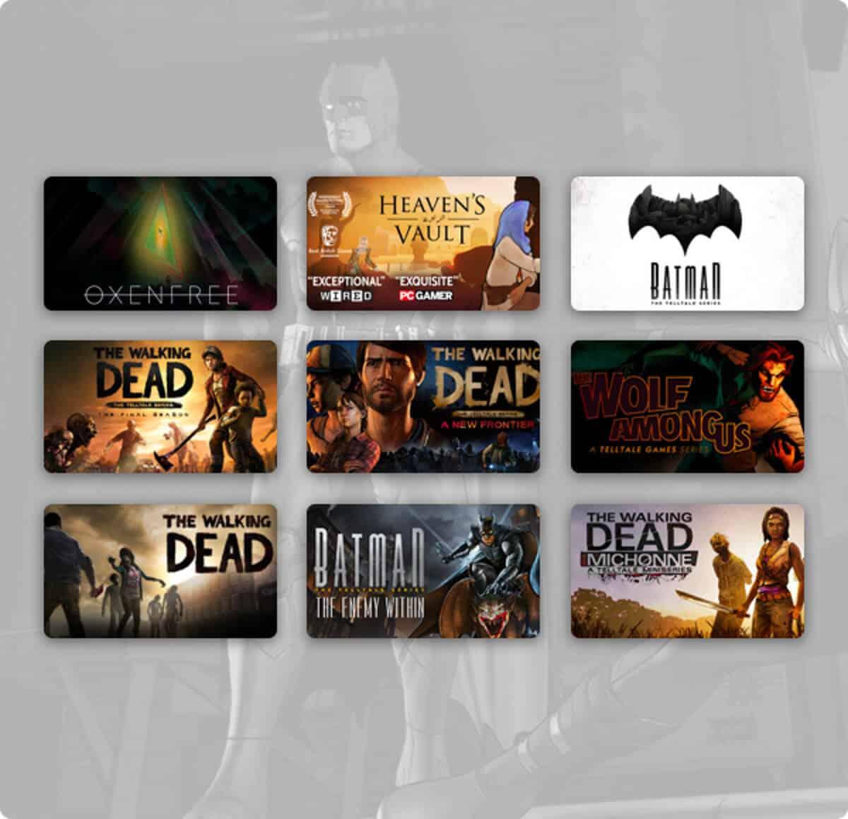 humble summer adventure games bundle list with proton for linux mac windows pc