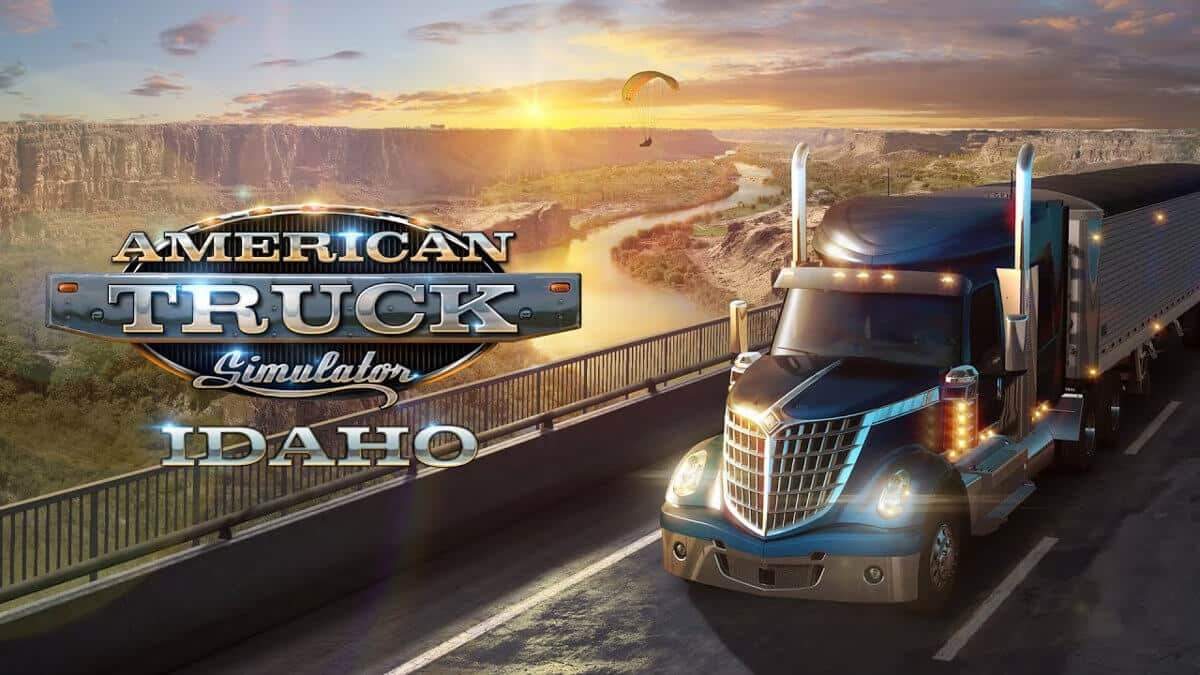 idaho dlc is coming to american truck simulator with a release date for linux mac windows pc