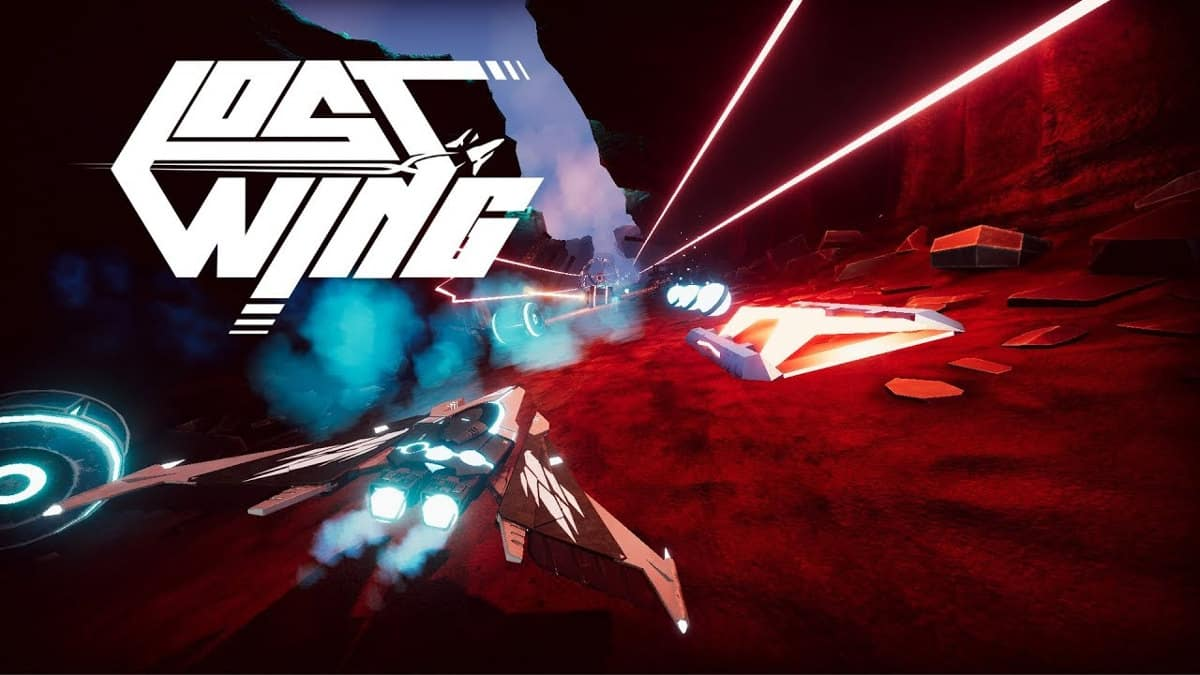 Lost Wing combat racing releasing after 3 years