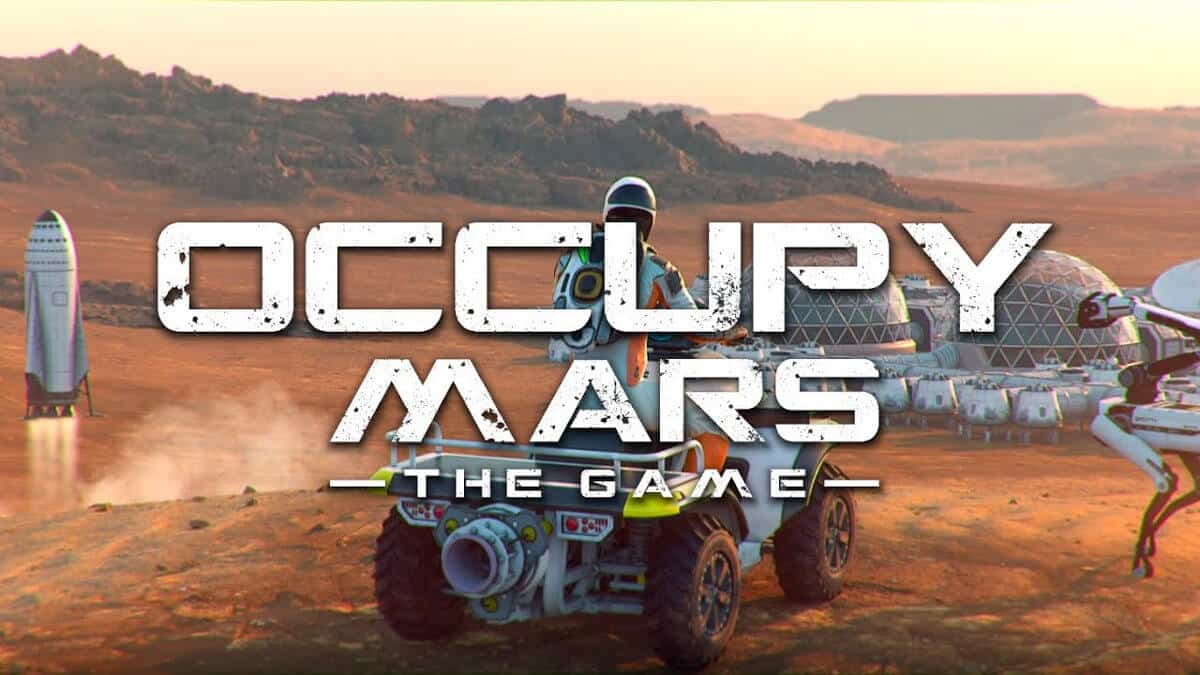 Occupy Mars: The Game survival and native port