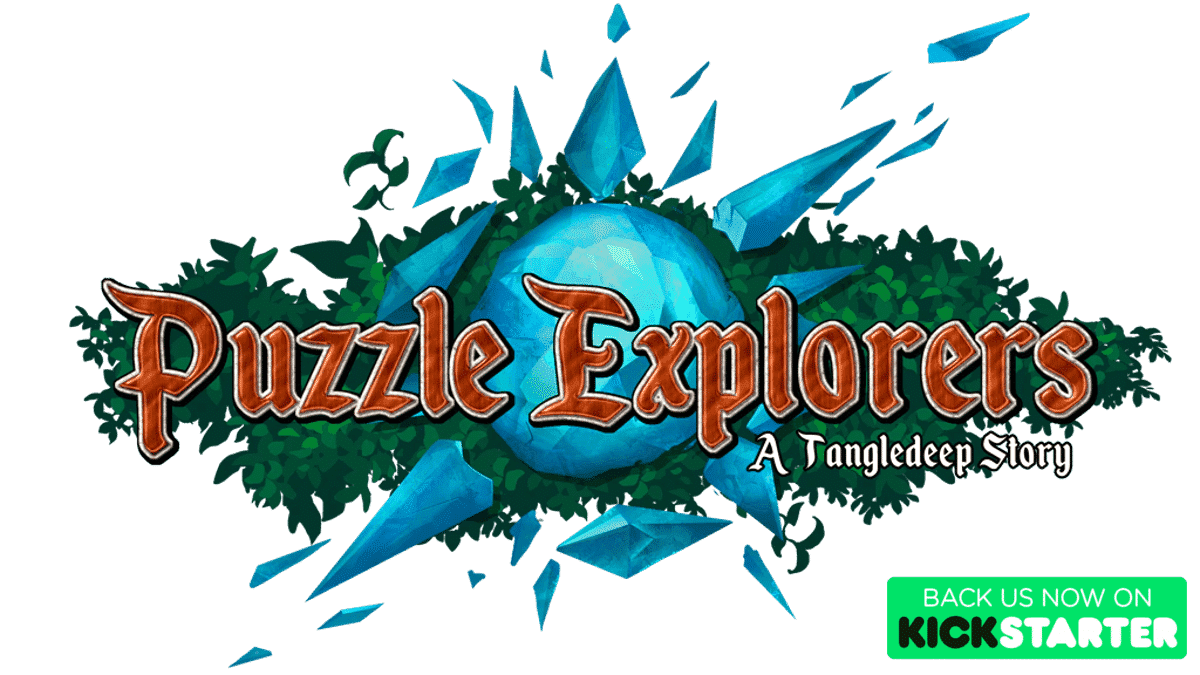 puzzle explorers a tangledeep story puzzle battles are live on kickstarter for linux mac windows pc with a demo
