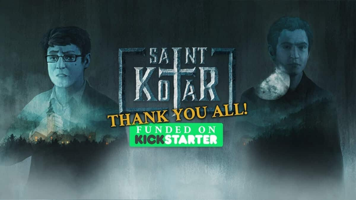 Saint Kotar horror adventure ends 129% funded