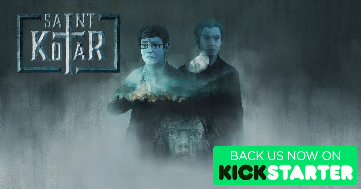 Saint Kotar horror just shy of Kickstarter goal