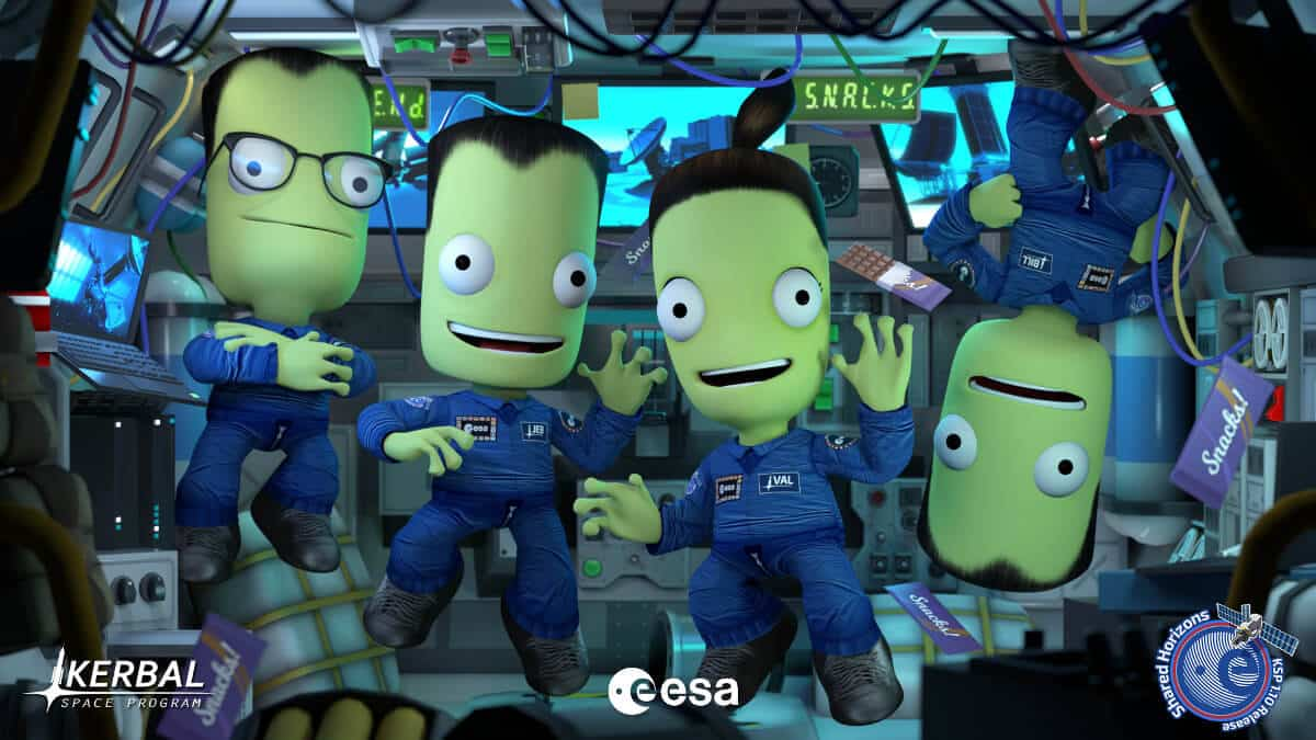Shared Horizons releases for Kerbal Space Program