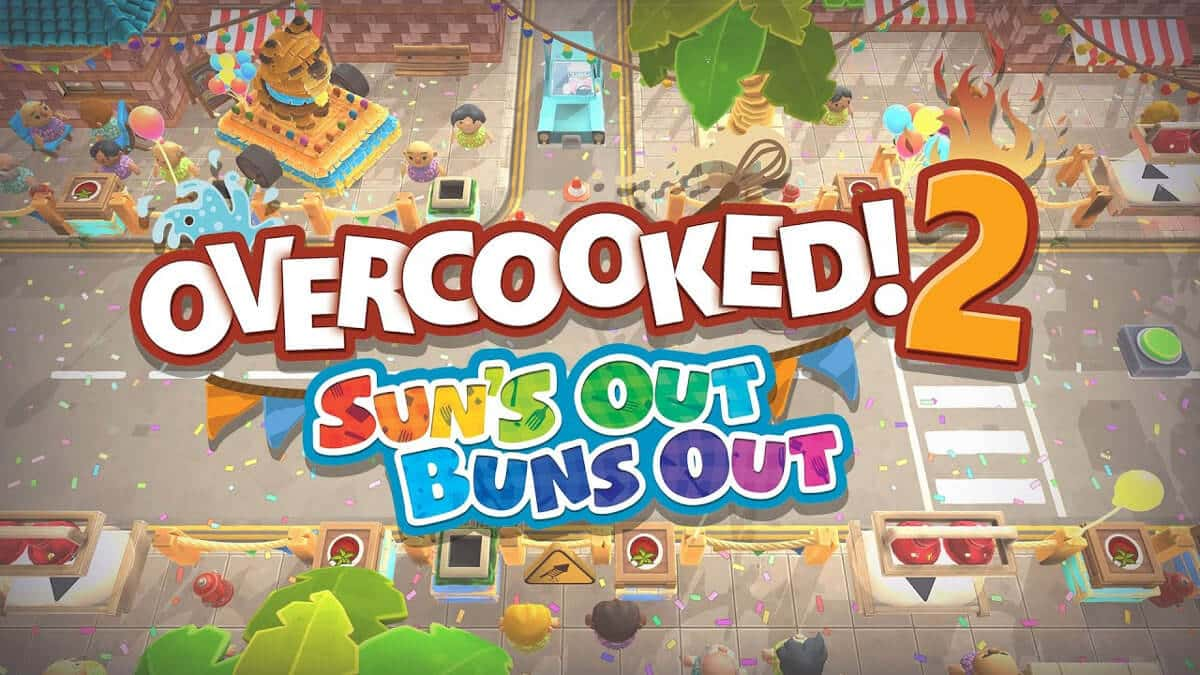 sun's out buns out update releases tomorrow for overcooked! 2 on linux mac windows pc