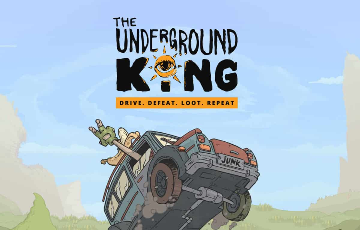 the underground king RACING ROGUE-LITE has a support plan for linux mac windows pc