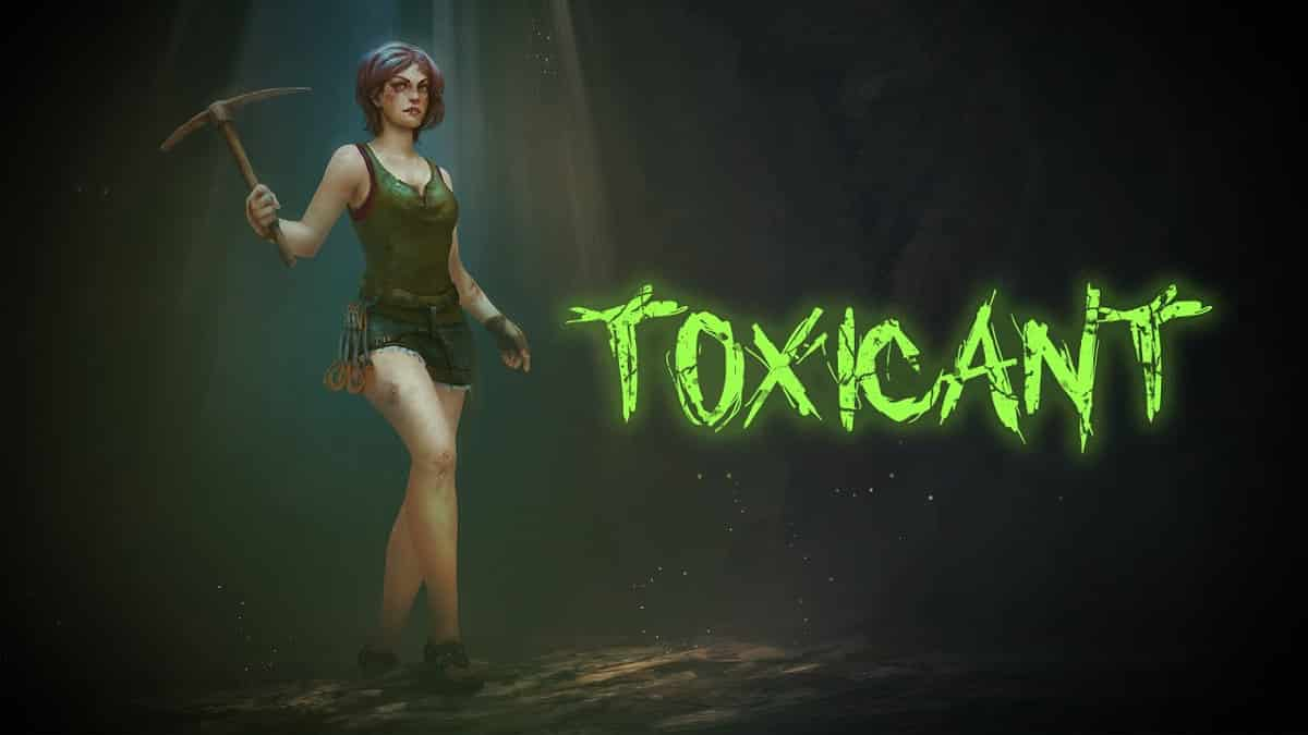 TOXICANT release date and support interest