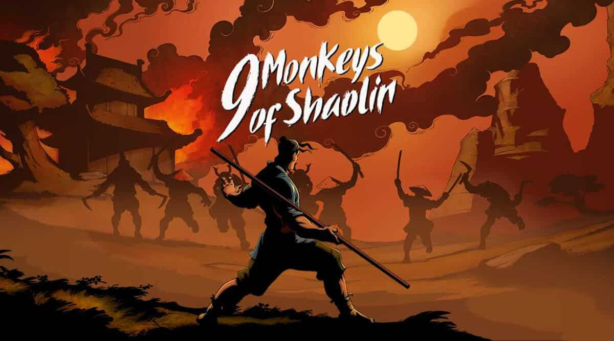 9 monkeys of shaolin awesome beat em up is due to release on linux mac windows pc