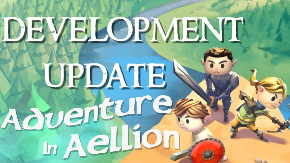adventure in aellion releases now but support is still planned for linux mac windows pc