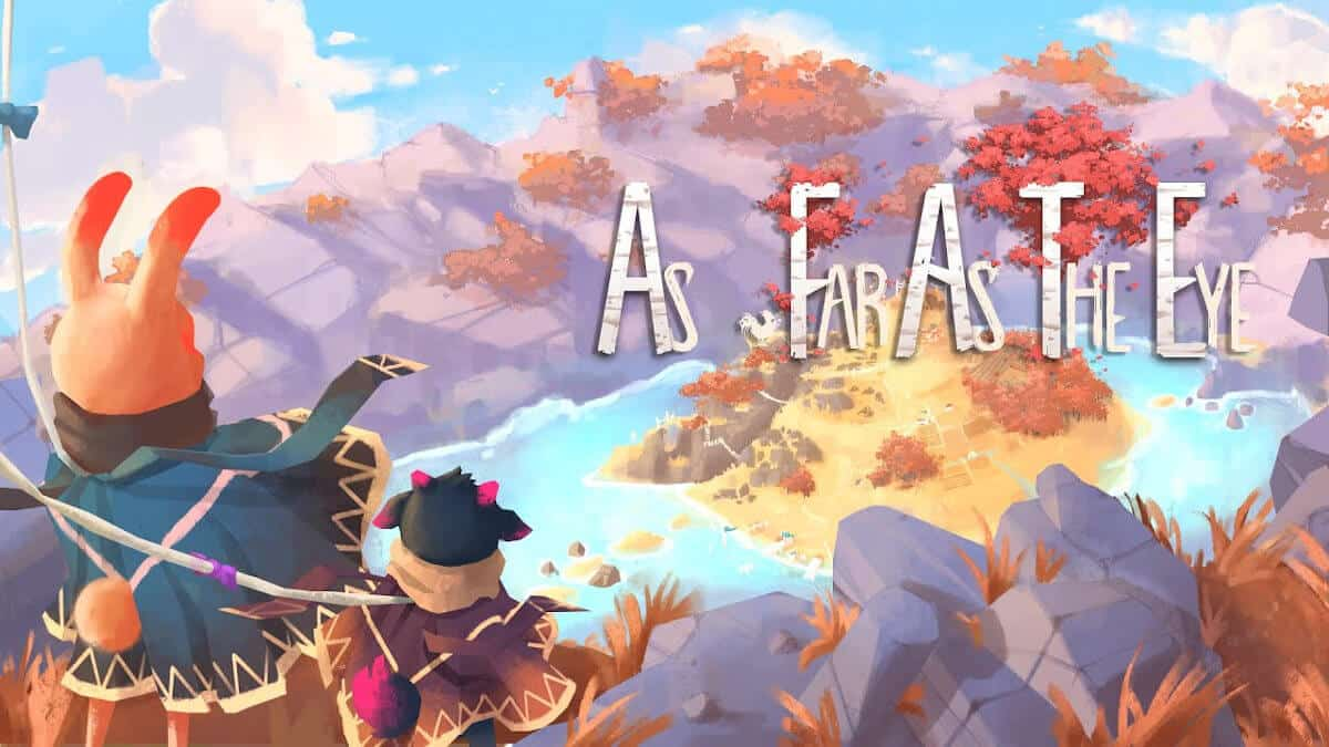 as far as the eye turn based village builder release coming for linux and windows pc