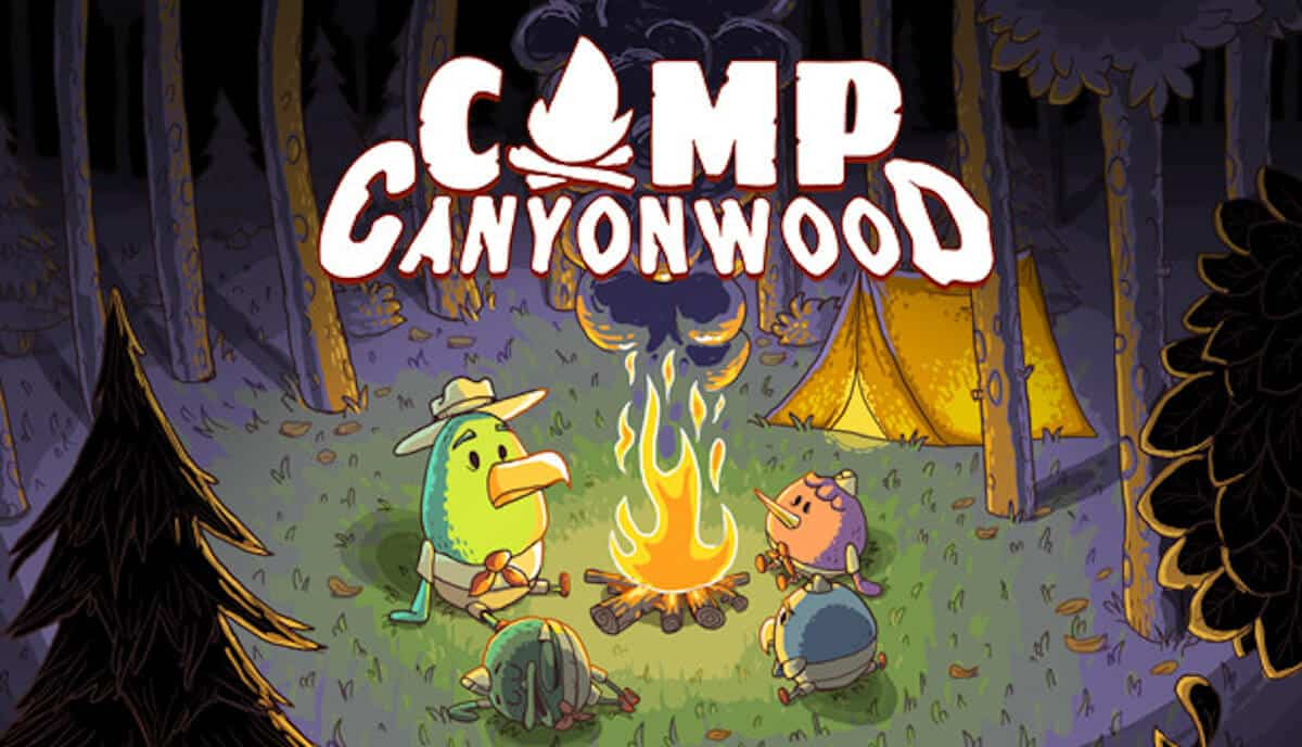 camp canyonwood a new summer camp life sim announced for linux and windows pc
